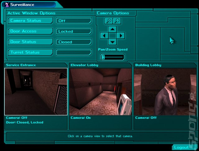 Deus Ex Complete - PC Screen