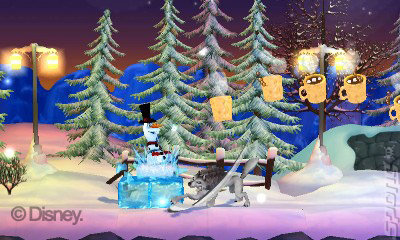 Disney Frozen: Olaf's Quest - 3DS/2DS Screen