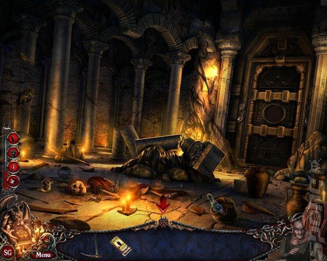 Dracula: Love Kills - PC Screen