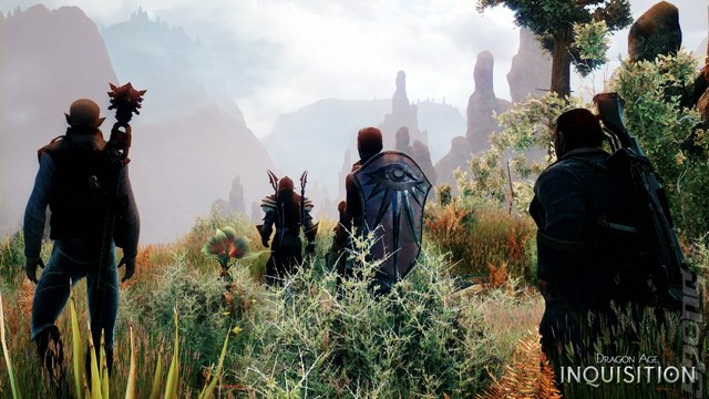EGX: Striding onto Dragon Age's New Frontiers Editorial image