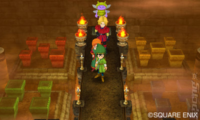 Dragon Quest VII: Fragments of the Forgotten Past Editorial image