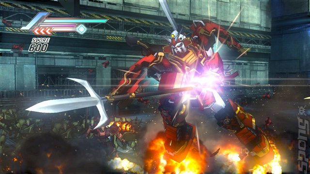 Dynasty Warriors Gundam 3 XBOX360 STRANGE