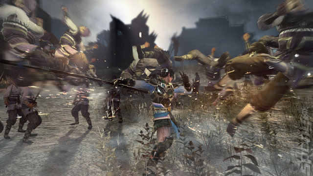 Dynasty Warriors 8: Xtreme Legends: Complete Edition - PS4 Screen