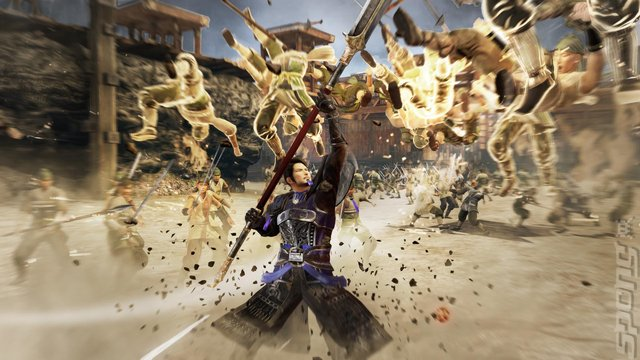 Dynasty Warriors 8: Xtreme Legends - PS3 Screen