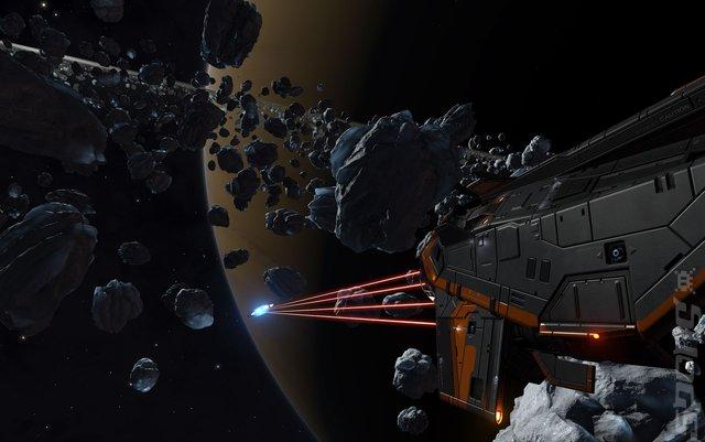 Elite Dangerous: Horizons Editorial image