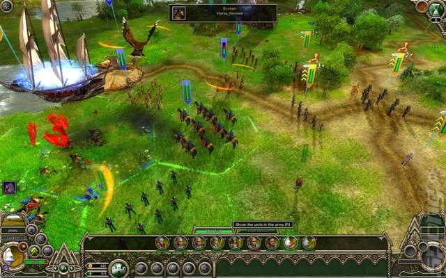 Elven Legacy Collection - PC Screen