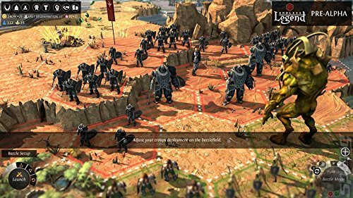 Endless Legend - PC Screen
