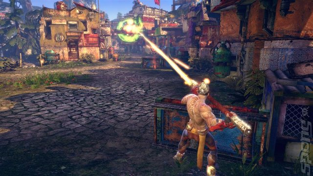 Enslaved: Odyssey to the West - PS3 Screen
