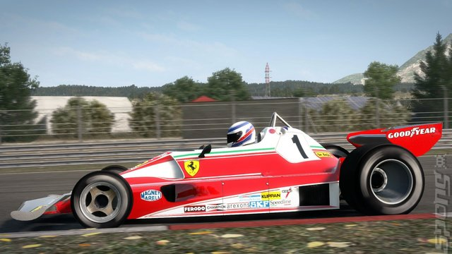 F1 2013: COMPLETE EDITION - Xbox 360 Screen