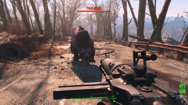 Fallout 4 - Xbox One Screen