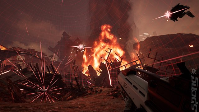 PSVR Impressions: Farpoint Editorial image