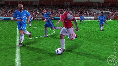 FIFA 11 PSP   Fifa 11 EUR WARG [ PSP ]