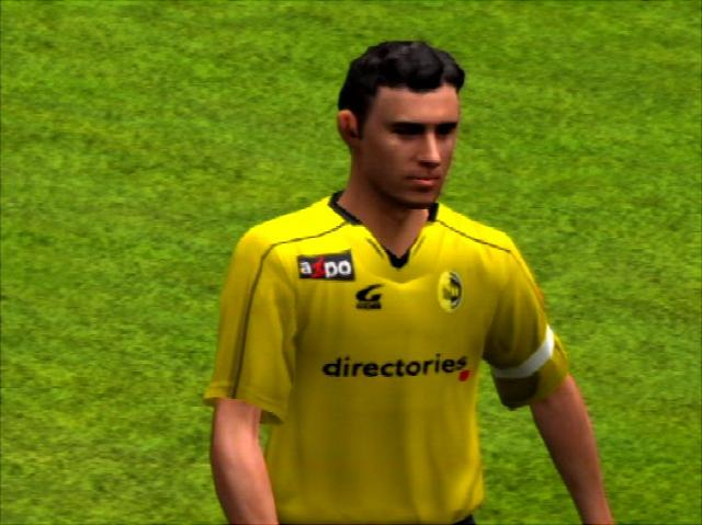 FIFA Football 2005 - PC Screen