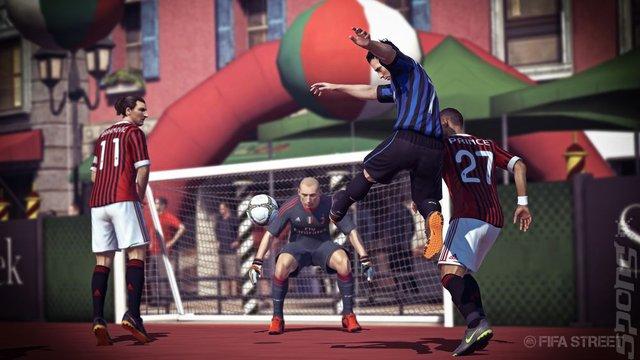Screens: FIFA Street - Xbox 360 (20 of 20)