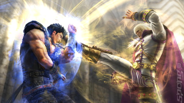 Fist of the North Star: Ken's Rage 2 - Xbox 360 Screen
