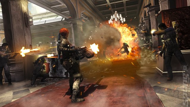 Fuse Xbox 360 Game Review : Screens fuse xbox of