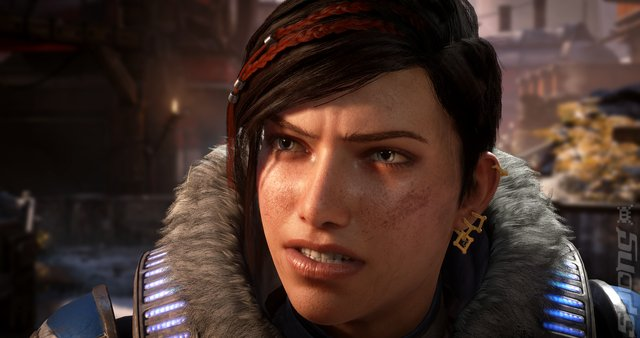 Gears 5 - Xbox One Screen