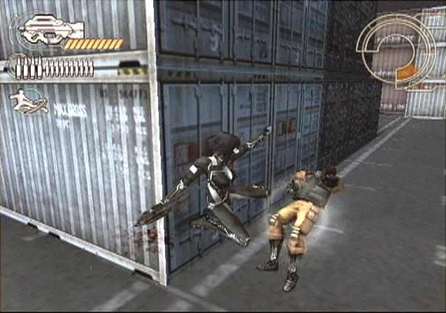 ghost in the shell game ps2 untuk
