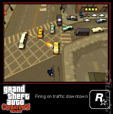 Grand Theft Auto: Chinatown Wars Editorial image