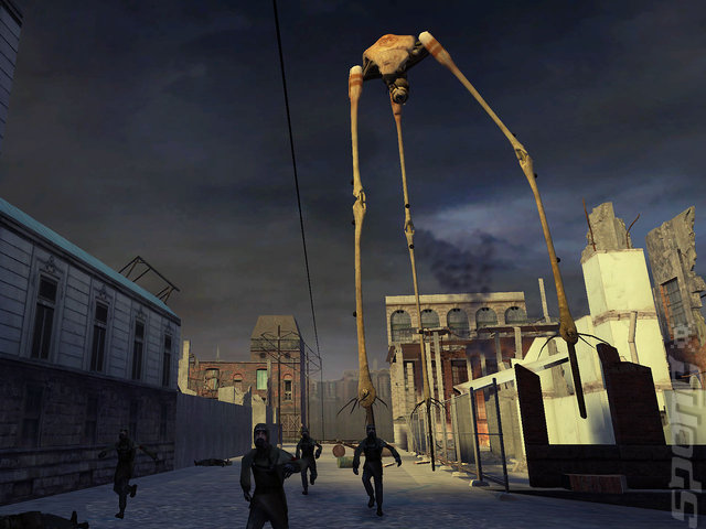 Half-Life 2 Holiday 2006 Edition - PC Screen