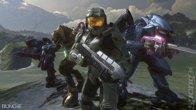 Halo 3 Hands On And Q&A Editorial image