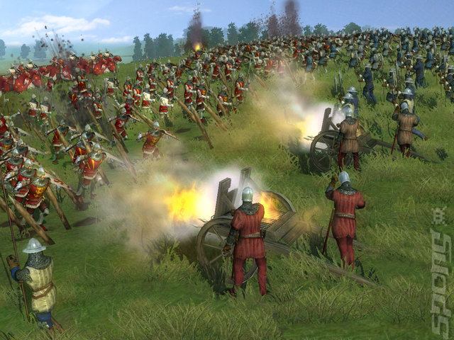 History: Great Battles: Medieval - PC Screen
