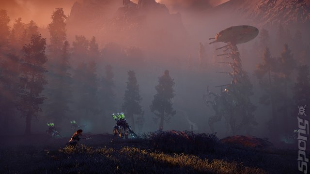 Horizon: Zero Dawn Editorial image