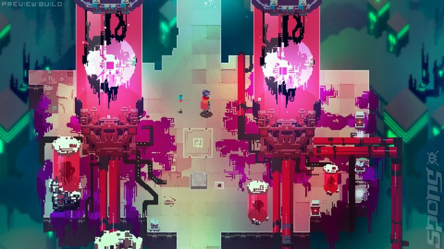 Games of the Year 2016: Hyper Light Drifter Editorial image