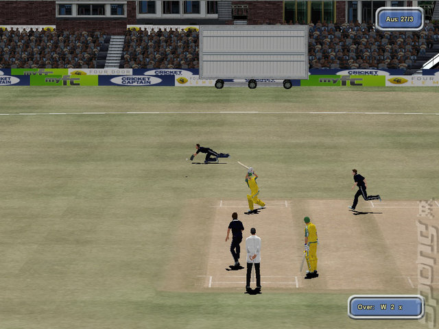 International Cricket Captain 2010 - PC Screen