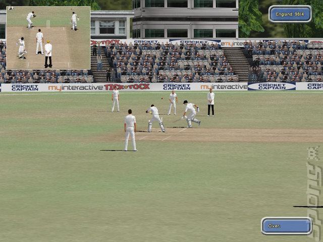 International Cricket Captain 2012 - PC Screen