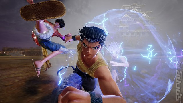 JUMP FORCE - Xbox One Screen
