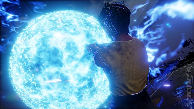 JUMP FORCE - PS4 Screen