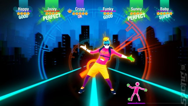 Just Dance 2020 - PS4 Screen