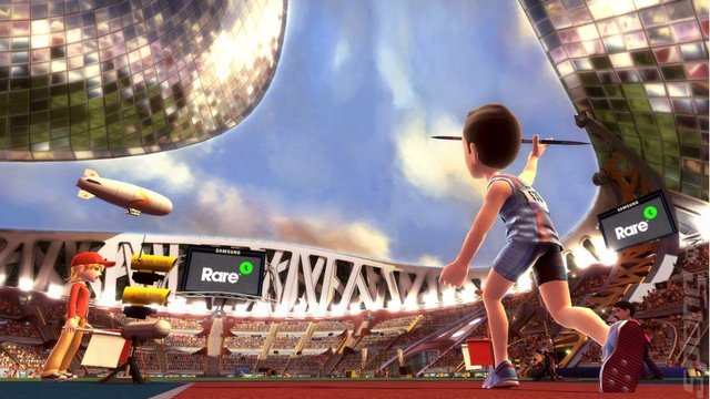 Kinect Sports - Xbox 360 Screen