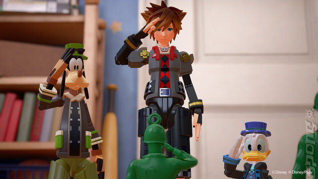 Kingdom Hearts III - PS4 Screen