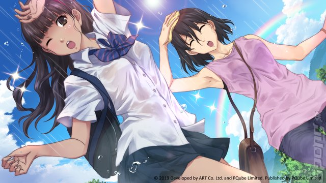 Kotodama: The 7 Mysteries of Fujisawa - PS4 Screen