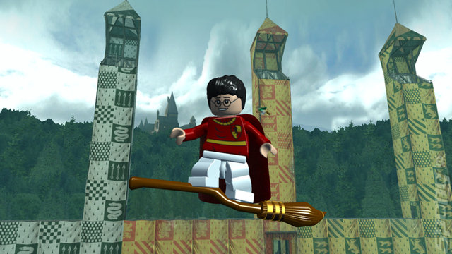 LEGO Harry Potter: Years 1-4 - Mac Screen