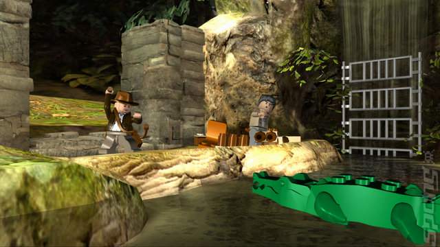 Lego Indiana Jones: The Original Adventures - PC Screen