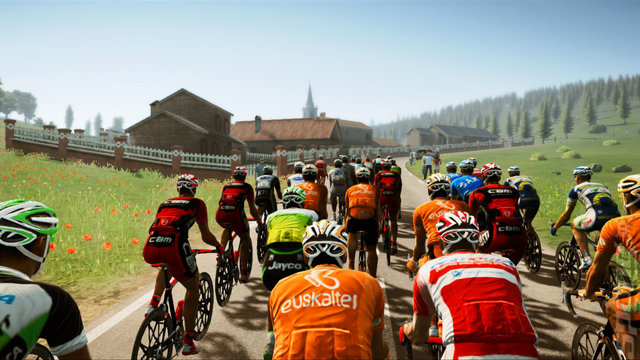 le Tour de France 2012 - PS3 Screen