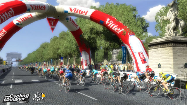 le Tour de France: Season 2014 - Xbox 360 Screen