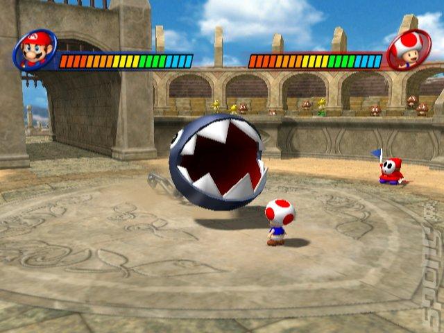 Mario Party 8 - Wii Screen