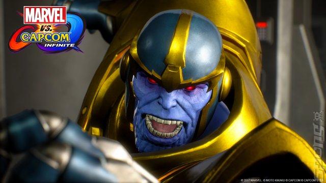 Marvel vs. Capcom: Infinite - PC Screen
