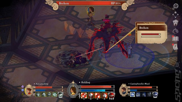 Masquerada: Songs and Shadows Editorial image