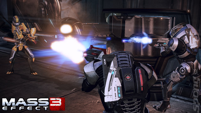 داونلود بازی Mass Effect 3 برای XBOX360