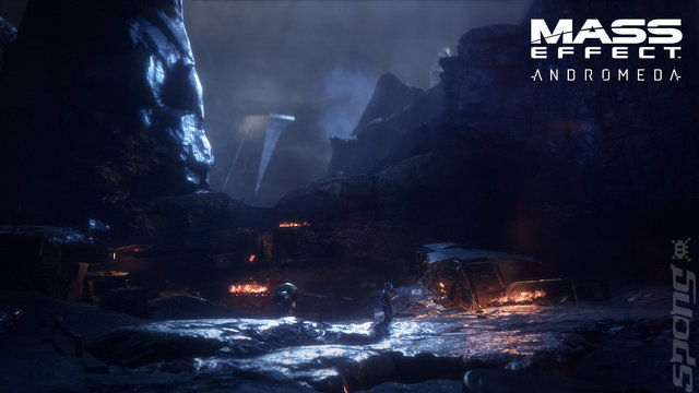 Mass Effect: Andromeda - Xbox One Screen