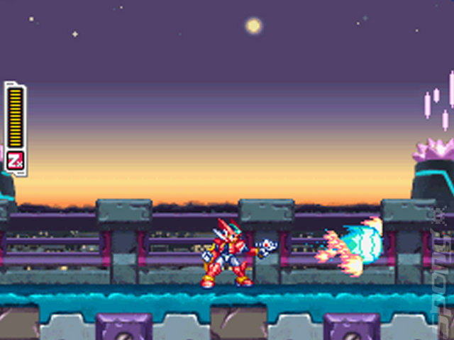 Mega Man ZX - DS/DSi Screen