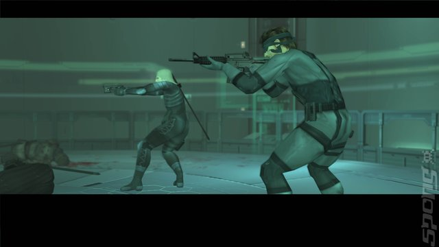 Metal Gear Solid: The Legacy Collection - PS3 Screen