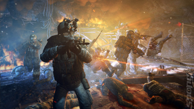 "Metro Last Light Developer: Wii U Has ""Horrible, Slow CPU"""