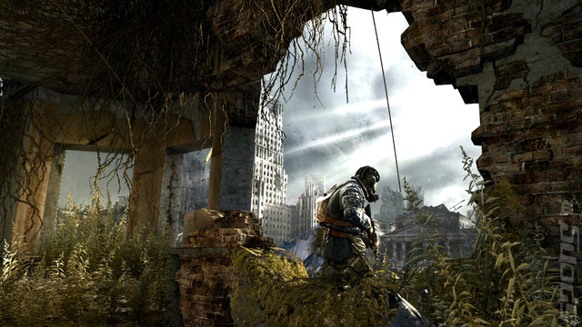 Metro: Last Light Editorial image