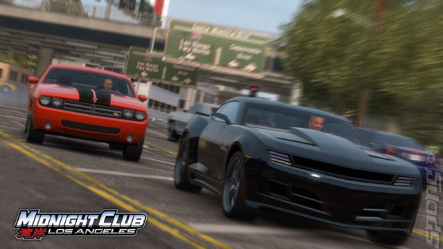 Midnight Club: Los Angeles Goes all Knight Rider!